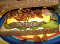 new orleans  burger
