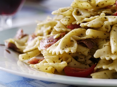 picture of a pasta salad
