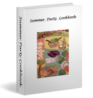 picture of summer recipes ebooks