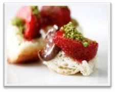 strawberry appetize