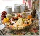 large appetizer tray