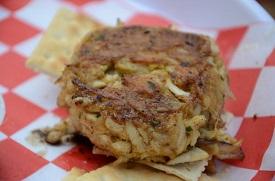 crab cake image