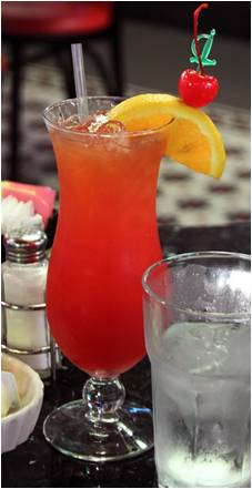 image of a Hurricane cocktail