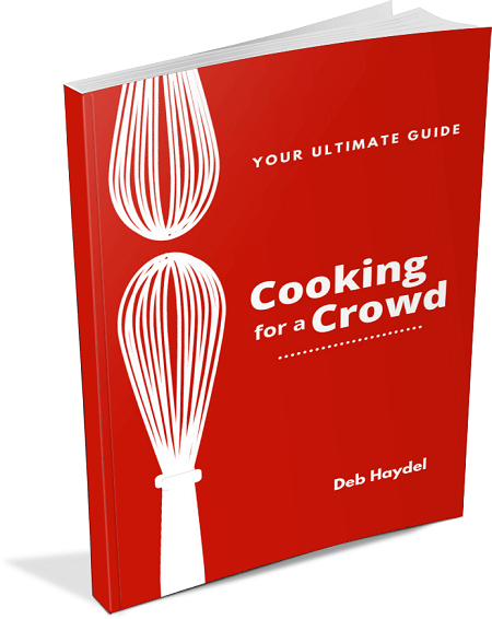 cooking for a crowd ebook cover