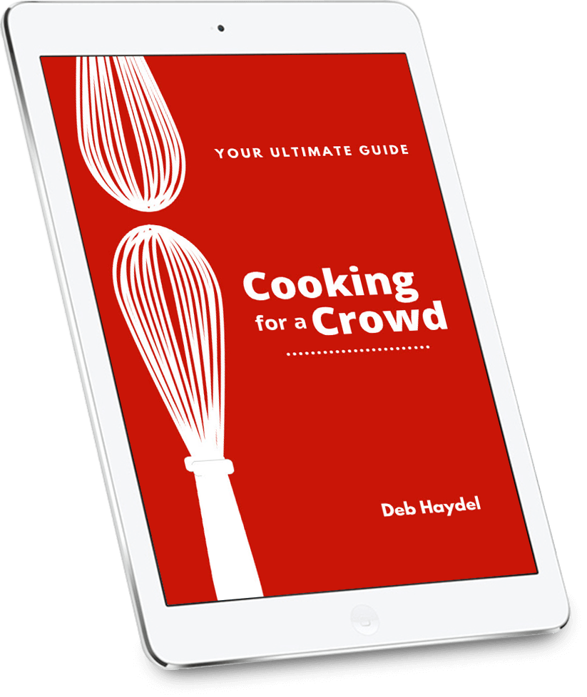 Ebook Cooking for a Crowd