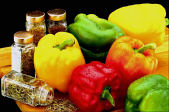 image of fresh peppers