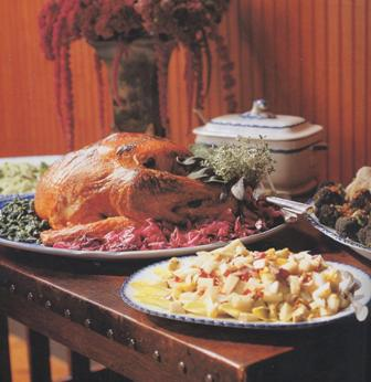 thanksgiving dishes