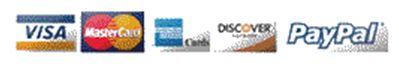 Credit card logos-.Ways to pay